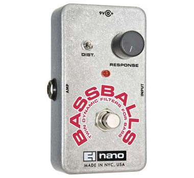 Electro Harmonix Nano Bassballs【G-CLUB渋谷】