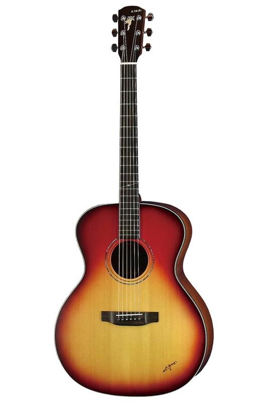 K.Yairi ANGEL Series BL-65RB (RB)(アコースティックギター)(送料無料)(お取り寄せ)【ONLINE STORE】