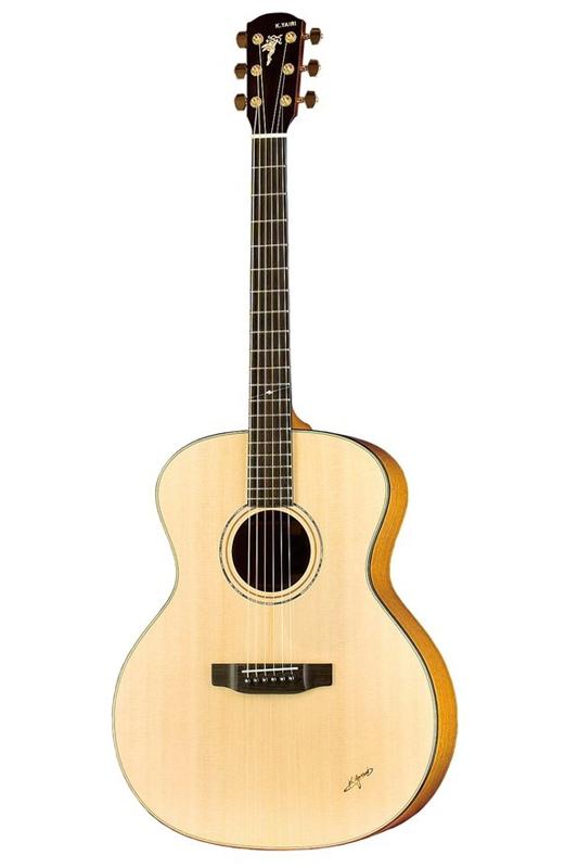 K.Yairi ANGEL Series BL-90 (N )(アコースティックギター)(送料無料)(お取り寄せ)【ONLINE STORE】