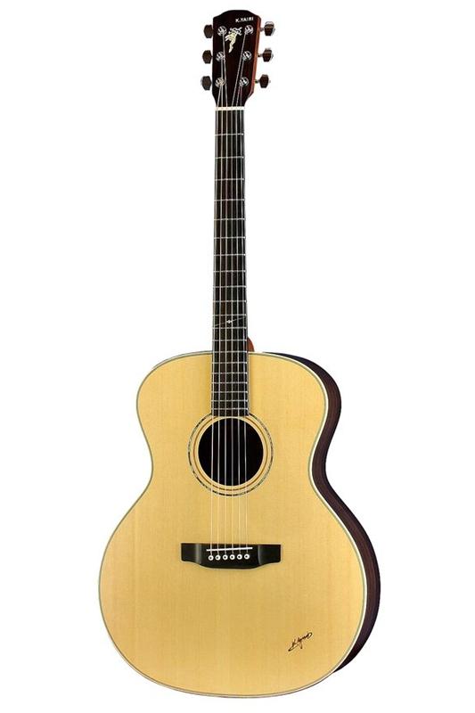 K.Yairi ANGEL Series BL-95 (N)(アコースティックギター)(送料無料)(お取り寄せ)【ONLINE STORE】