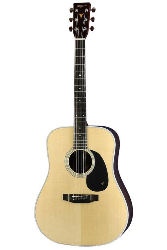 K.Yairi Standard Series DY-28 (N)(アコースティックギター)(送料無料)(お取り寄せ)【ONLINE STORE】