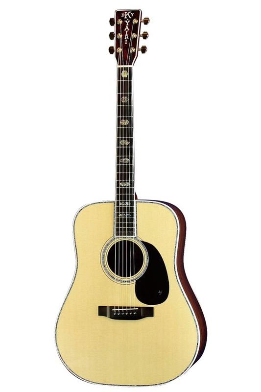 K.Yairi Standard Series DY-45 (N)(アコースティックギター)(送料無料)(お取り寄せ)【ONLINE STORE】