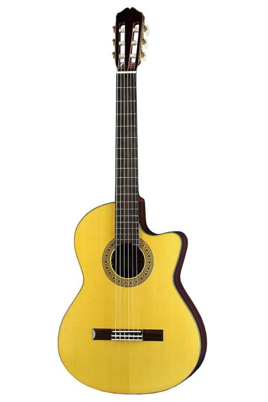 K.Yairi Nylon Series Electric CE-1 (NS)(クラシックギター)(送料無料)(お取り寄せ)【ONLINE STORE】