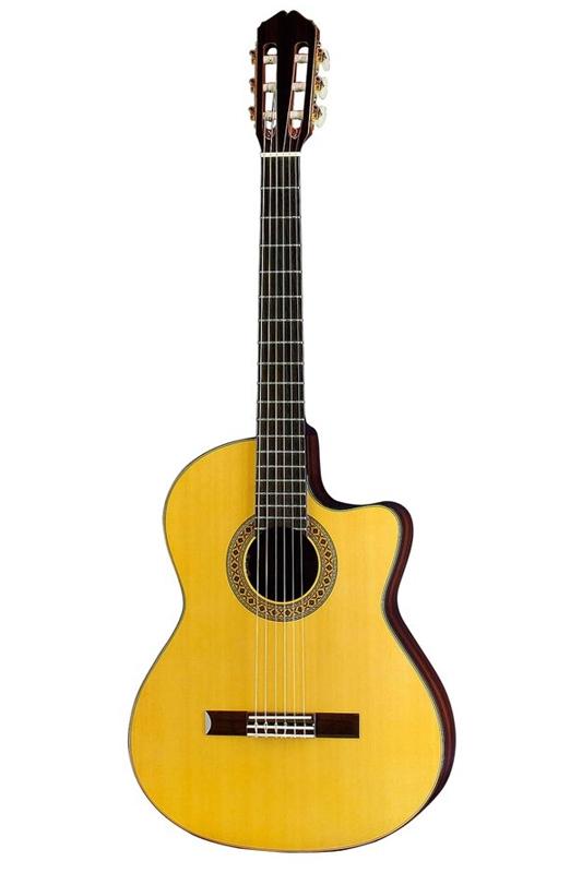 K.YairiNylonSeriesElectricCE-3(NS)《クラシックギター》【送料無料】
