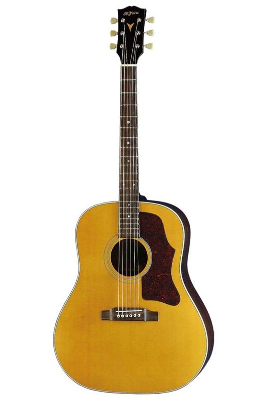K.Yairi Standard Series JY-45 (NS)(アコースティックギター)(送料無料)(お取り寄せ)【ONLINE STORE】