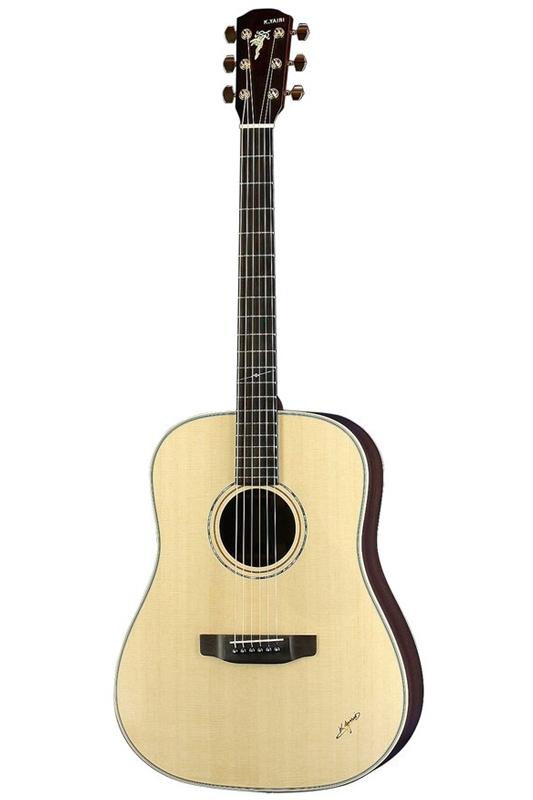 K.Yairi ANGEL Series LO-120 (N)(アコースティックギター)(送料無料)(お取り寄せ)【ONLINE STORE】