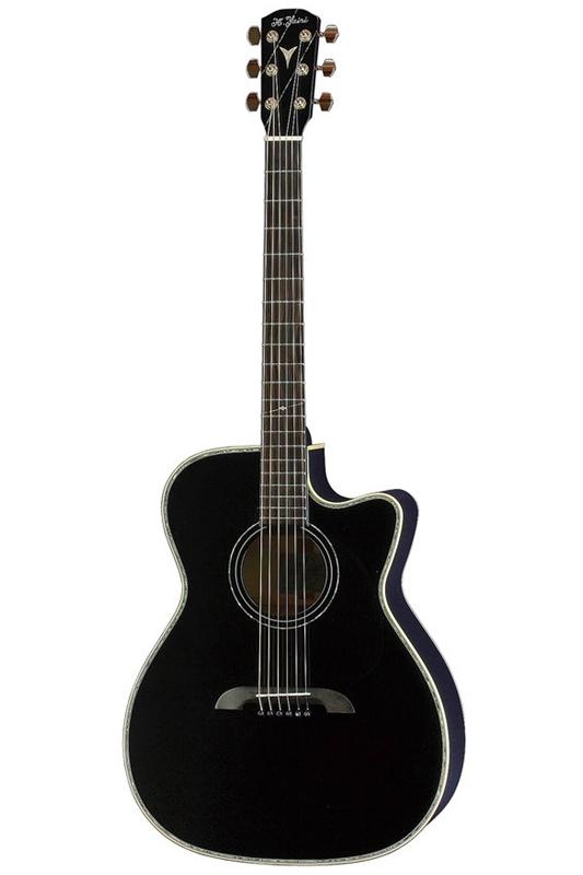 K.Yairi Electric Series WY-2 (BK)(アコースティックギター)(送料無料)(マンスリープレゼント)(お取り寄せ)【ONLINE STORE】