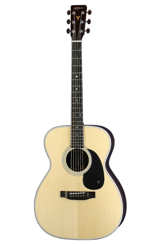 K.Yairi Standard Series YF-00028 (N)(アコースティックギター)(送料無料)(お取り寄せ品)【ONLINE STORE】