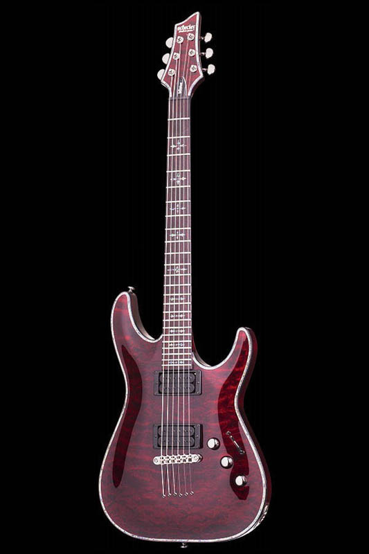 Schecter Diamond Series HELLRAISER C-1 PASSIVE (Black Cherry) [AD-C-1-HR/P / BCH] 《エレキギター》【送料無料】【ONLINE STORE】
