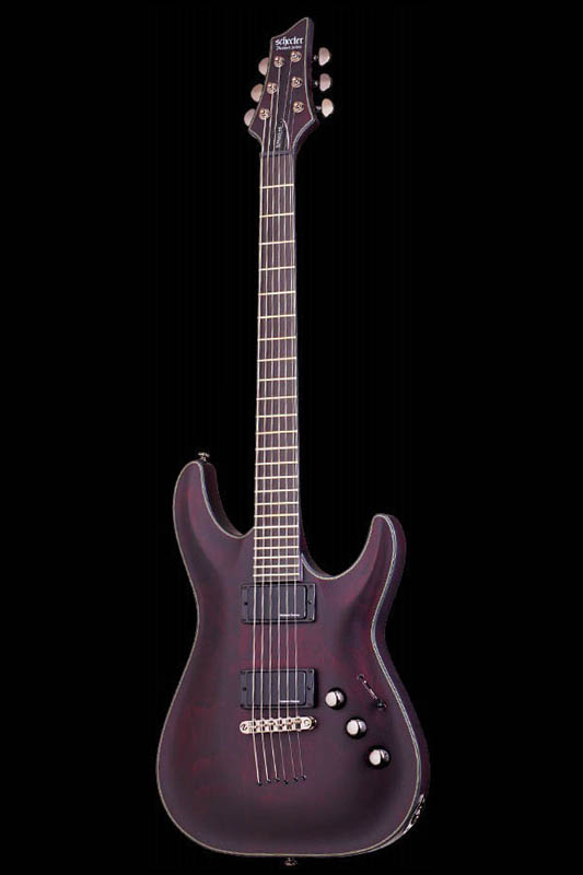 Schecter Diamond Series Black Jack ATX C-1 (Vampire Red Satin) [AD-C-1-ATX / VRS] 《エレキギター》【送料無料】【ONLINE STORE】