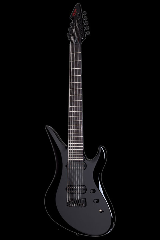 Schecter Diamond Series Black Jack A-8 (Gloss Black) [AD-A-8-BJ-RB / BK] 《エレキギター》【送料無料】【ONLINE STORE】