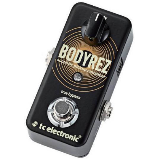 TC ELECTRONIC BodyRez アコースティック・ピックアップ・エンハンサー(送料無料)(マンスリープレゼント)【ONLINE STORE】
