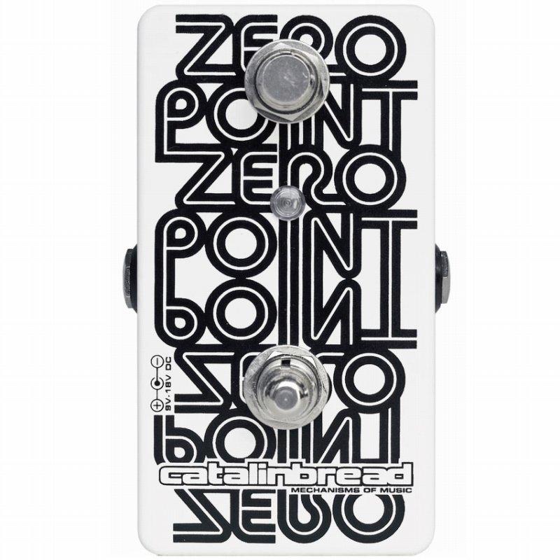 Catalinbread Zero Point 《エフェクター/フランジャー》【送料無料】【ONLINE STORE】