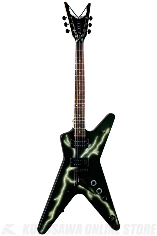 DEAN Dimebag Series ML / Dimebag Black Bolt ML [BBOLT] 《エレキギター》(ご予約受付中)【ONLINE STORE】