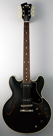 FgN Masterfield MSA Series MSA-SP/BK 《エレキギター》【送料無料】【ONLINE STORE】