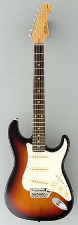 FgN Neo Classic NST Series NST100M-3TS 《エレキギター》【送料無料】(ご予約受付中)【ONLINE STORE】