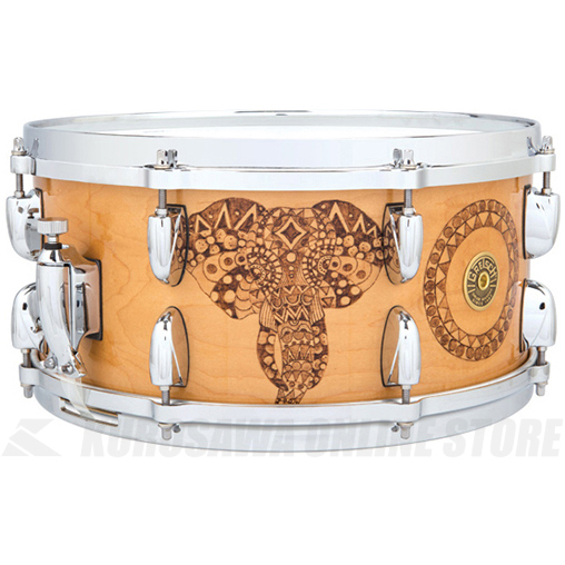 Gretsch Drums C-65146S WB1 AFRICA《スネアドラム》【送料無料】【ONLINE STORE】