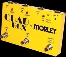 MORLEY Selector/Combiner QUAD BOX【ONLINE STORE】