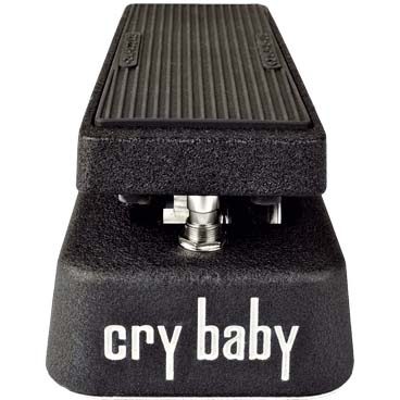 Jim Dunlop CM95 Clyde McCoy Cry Baby Wah Wah 《エフェクター/ ワウペダル 》【送料無料】【ONLINE STORE】