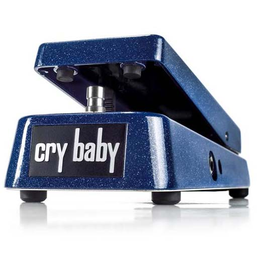 Jim Dunlop GCB-95BL BLUE SPARKLE CRYBABY GCB95BL 《エフェクター/ワウペダル》【送料無料】【ONLINE STORE】