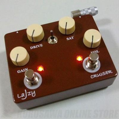 Lazy J Cruiser double [2796]《エフェクター/ブースター/オーバードライブ》【送料無料】【納期未定・ご予約受付中】【ONLINE STORE】