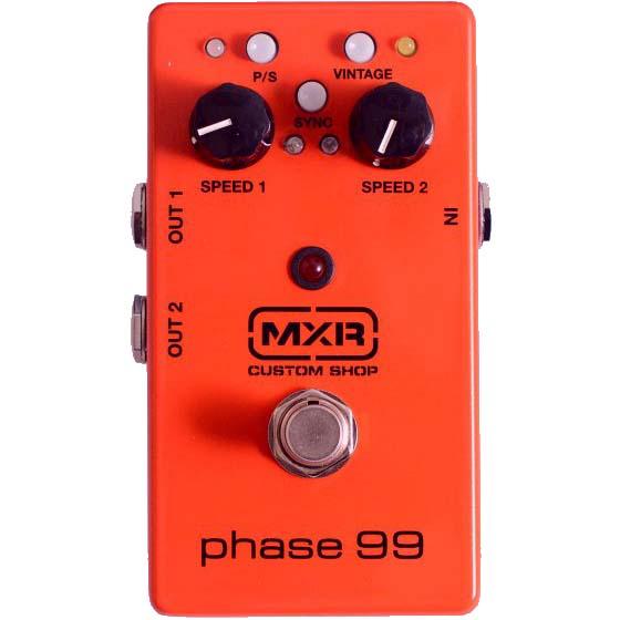 MXR CSP099 Phase 99 《エフェクター/ フェイザー 》【送料無料】【ONLINE STORE】