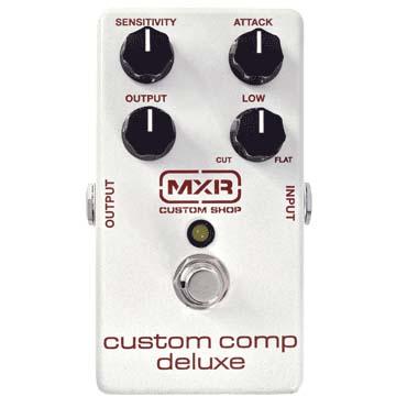 MXR CSP204 Custom Comp Deluxe 《エフェクター/ コンプレッサー 》【送料無料】【ONLINE STORE】