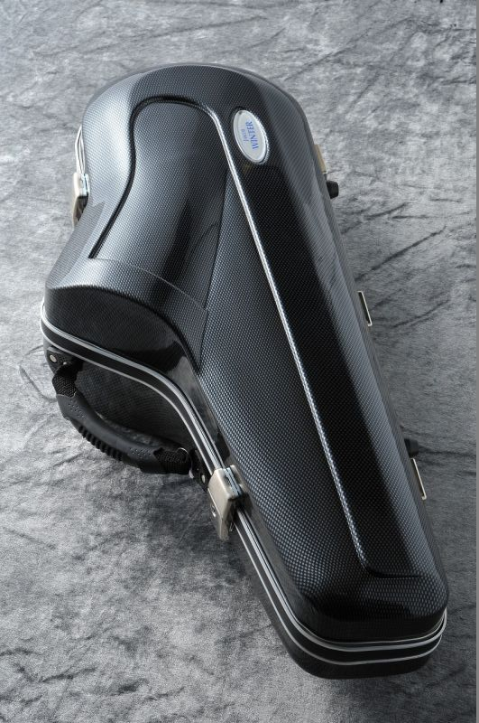 "STORE】 《アルトサックス用ケース》【送料無料】(ご予約受付中)【ONLINE Plastic Winter ABS Alto JW2192CA ""Carbon Design"""