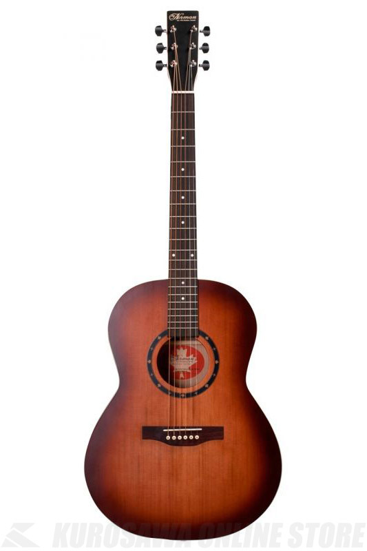 Norman Guitars Protege Series:B18 Cedar FOLK Tobacco Burst 《アコースティックギター》【送料無料】【ONLINE STORE】