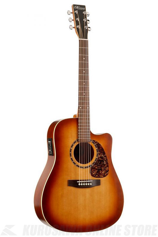 Norman Guitars Protege Series:B18 CW Cedar Tobacco Burst w/Presys 《アコースティックギター》【送料無料】【ONLINE STORE】