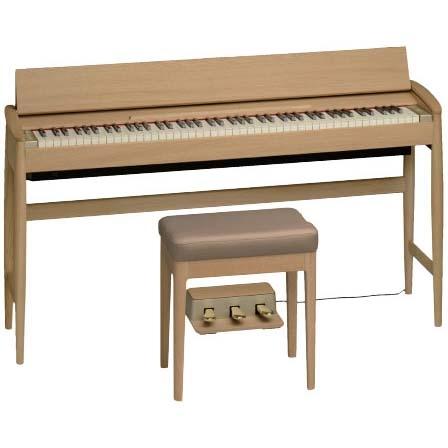 Roland カリモク家具 きよら(KIYOLA) KF-10-KO(ピュアオーク) 《デジタルピアノ》【送料無料】【ONLINE STORE】