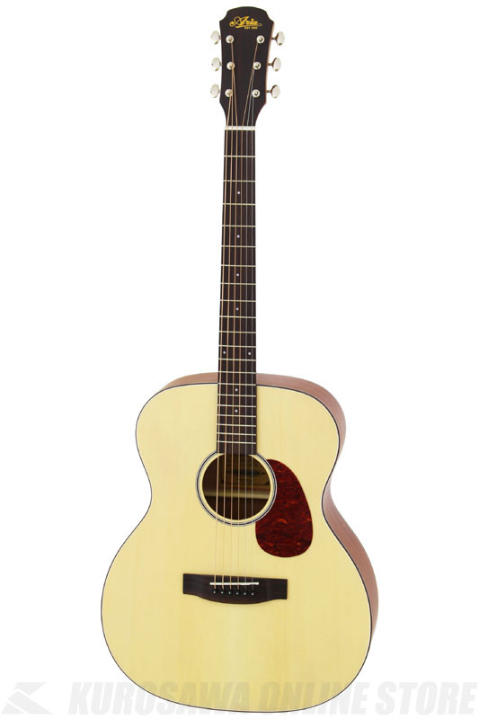 Aria 100 series Aria-101 Auditorium MTN (Natural, Matt)《アコースティックギター》【送料無料】【ONLINE STORE】