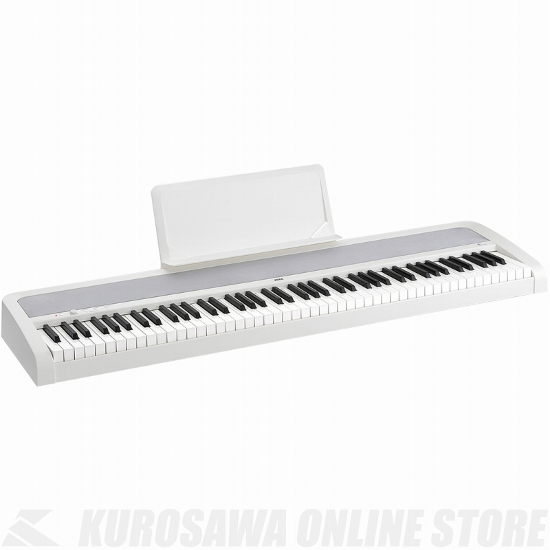 KORG B1 WH (WHITE)《デジタルピアノ》【送料無料】【ONLINE STORE】