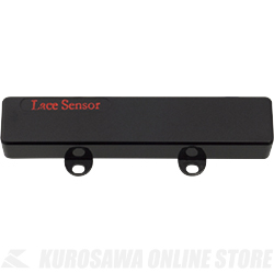 LACE MUSIC PICKUPS BASS Man O'War J Bass Neck (BLACK) 《ピックアップ/ベース用》【送料無料】【ONLINE STORE】