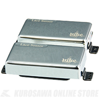 LACE MUSIC PICKUPS Humbucker size Dirty Heshers (CHROME) 《ピックアップ/ハムバッカータイプ》【送料無料】【ONLINE STORE】