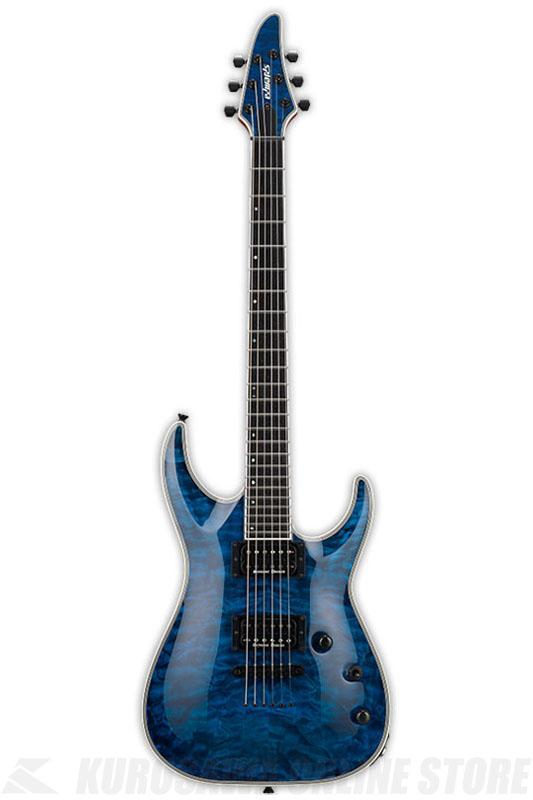 Edwards Original Series E-HR-145NT/QM (Black Aqua) 《エレキギター》【送料無料】(ご予約受付中)【ONLINE STORE】