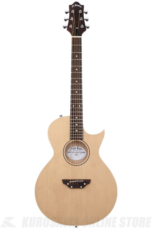 GrassRoots Acoustic Series G-AC-45 (Natural Satin)《アコースティックギター》【送料無料】【ご予約受付中】【ONLINE STORE】