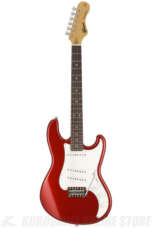 Greco BG-CUSTOM(Golden Red)《エレキギター》【送料無料】【ONLINE STORE】