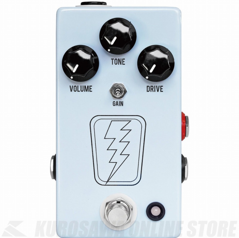JHS Pedals SuperBolt V2 《エフェクター/オーバードライブ》【送料無料】【ONLINE STORE】