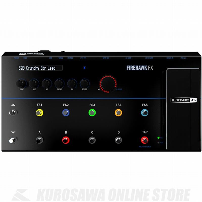 Line 6 6 Firehawk FX 《マルチエフェクター》【送料無料】 FX【ONLINE STORE Line】, バイクマン:a7c6b053 --- odigitria-palekh.ru
