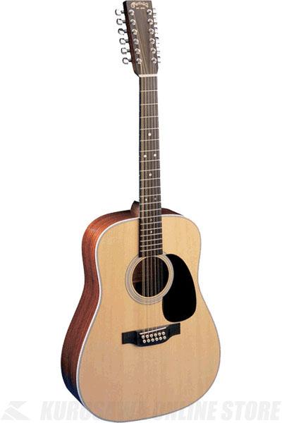 Martin STANDARD Series D12-28 《アコースティックギター》【送料無料】【加湿器+お手入れセットプレゼント】【ONLINE STORE】, サイハクグン:54c76476 --- fpara.jp