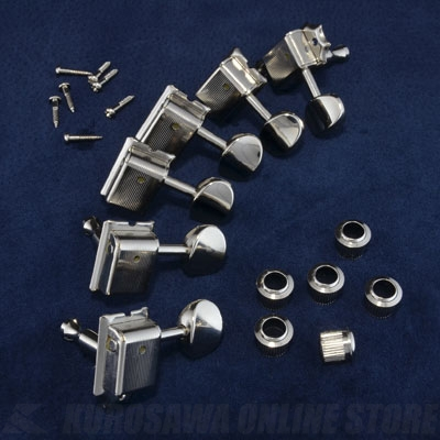 Montreux The Clone Tuning Machines for 57 SC Nickel [9216]《パーツ・アクセサリー / ペグセット》【送料無料】【ONLINE STORE】(ご予約受付中)