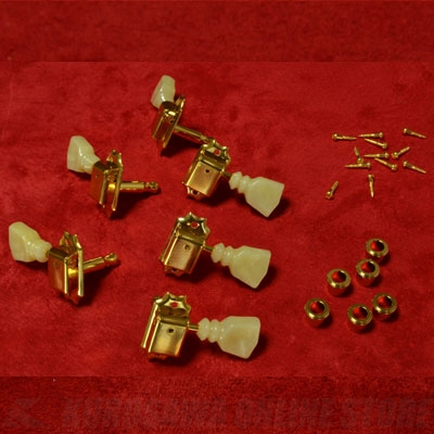 Montreux The Clone Tuning Machines for 60 LP Gold [9231]《パーツ・アクセサリー / ペグセット》【送料無料】【ONLINE STORE】