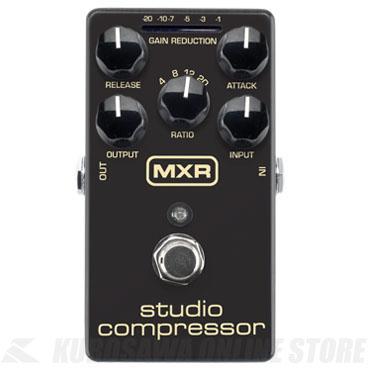MXR M76 Studio Compressor 《エフェクター/コンプレッサー》【ONLINE STORE】