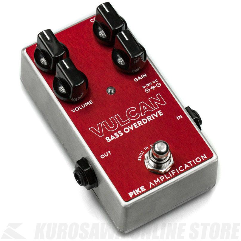 最高の Pike Pike Amplification Overdrive- Vulcan -Bass Overdrive- 《エフェクター STORE】/ベース用オーバードライブ》【送料無料】【ご予約受付中】【ONLINE STORE】, MATCH麻吉:50617288 --- clftranspo.dominiotemporario.com