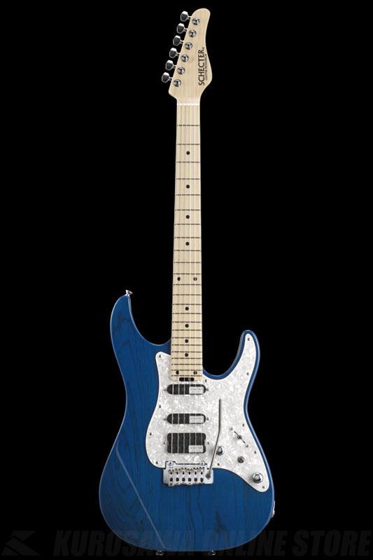 SCHECTER BH-1-STD-24 DBL (Deep Blue / Maple) 《エレキギター》【送料無料】(ご予約受付中)【ONLINE STORE】