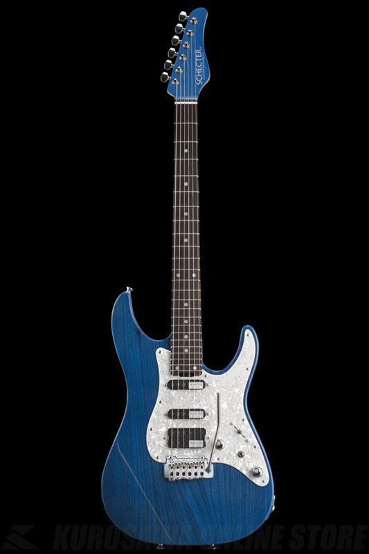 SCHECTER BH-1-STD-24 DBL (Deep Blue / Rosewood) 《エレキギター》【送料無料】【ONLINE STORE】