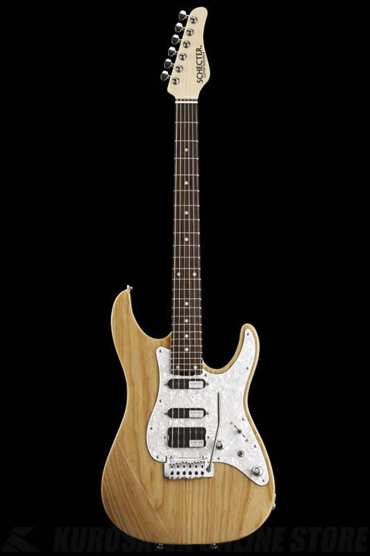 SCHECTER BH-1-STD-24 NTL (Natural / Rosewood) 《エレキギター》【送料無料】【ONLINE STORE】