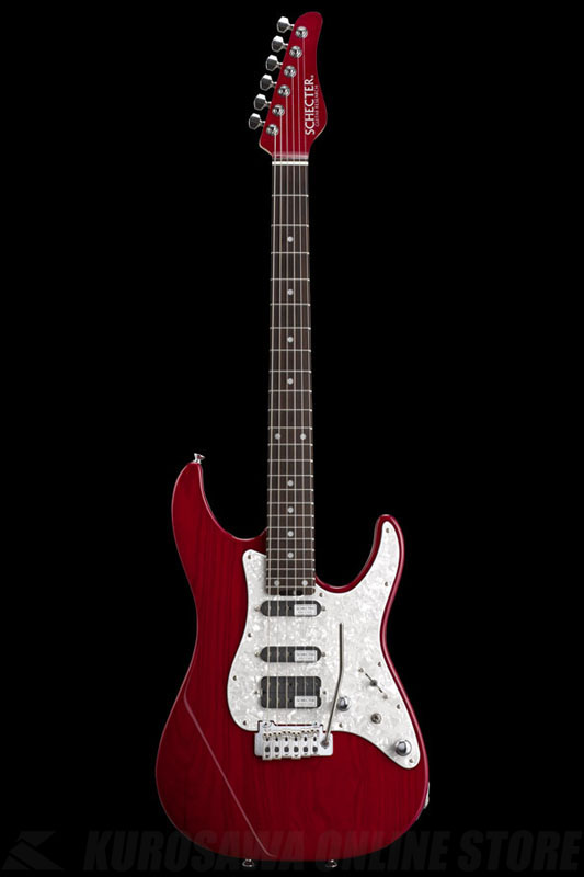 SCHECTER BH-1-STD-24 RED (See-thru Red / Rosewood) 《エレキギター》【送料無料】【納期未定・ご予約受付中】【ONLINE STORE】