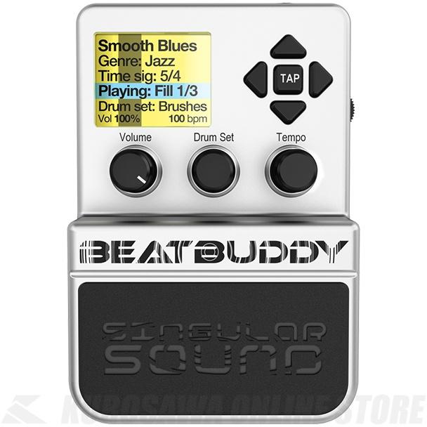 Singular Sound BeatBuddy Drum Machine Pedal 《リズムマシン》【送料無料】(ご予約受付中)【ONLINE STORE】